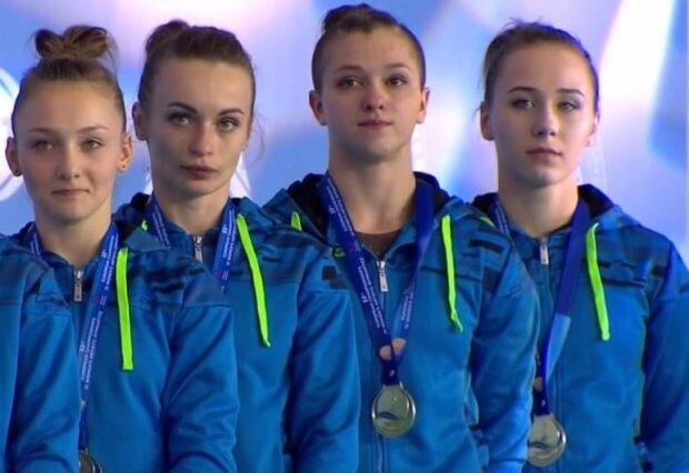 Збірна України зі спортивної гімнастики, фото Facebook