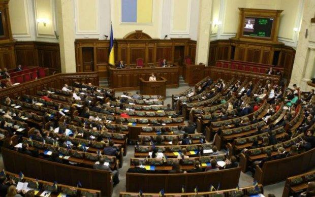 Українцям показали, що відбувається за лаштунками Ради