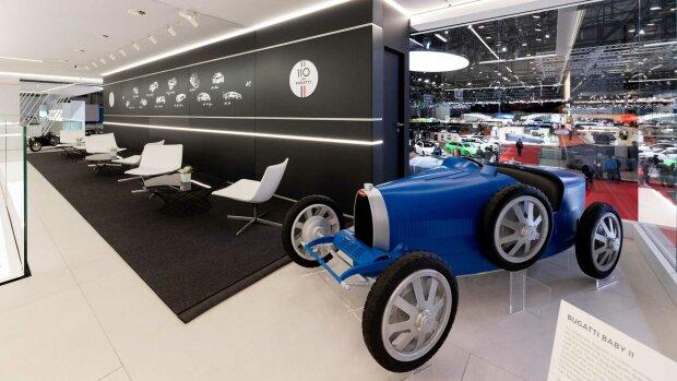 Bugatti Baby II, фото: autoweek.com