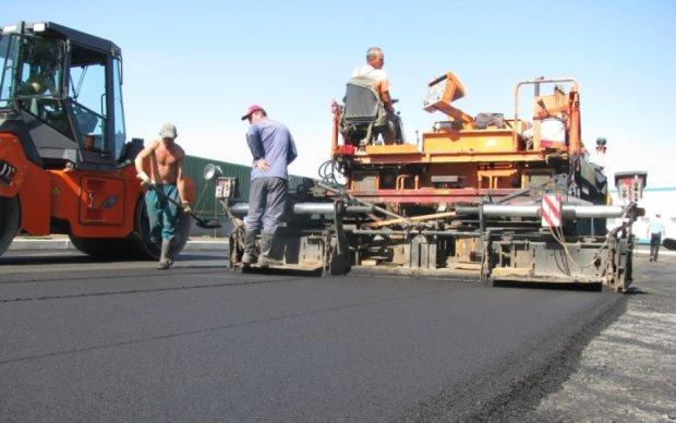 Киевские власти поразили стоимостью ремонта дорог к Евровидению