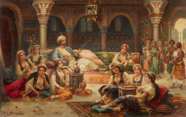 Як українець оселився у гаремах султана і став героєм художніх творів