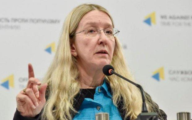 """В гостях у гінеколога: Супрун приготувала """"сюрприз"""" для українських жінок"""