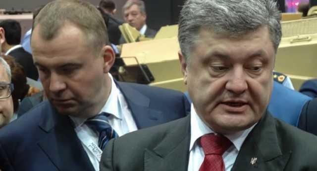 Порошенко, Свинарчук, Юсеф Харес, «Румын», «Укроборонпром» и пистолеты