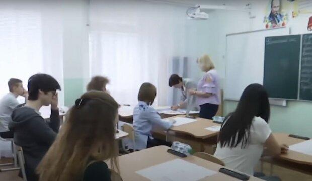 студенты, скриншот из видео