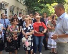 Коллектив Одесского медуниверситета просит Зеленского защитить вуз от уничтожения