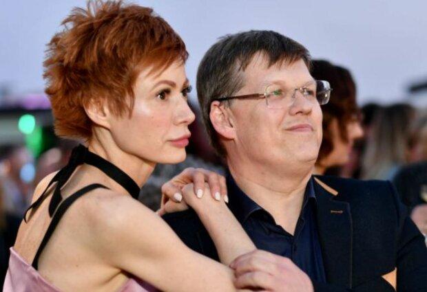 Елена-Кристина Лебедь и Павел Розенко, скриншот: YouTube