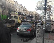 Центр Киева, фото Знай.uа