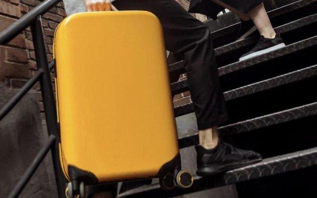 Xiaomi представила диво-валізу за смішну ціну