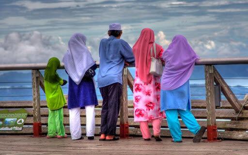 Мусульмане, фото из открытых источников