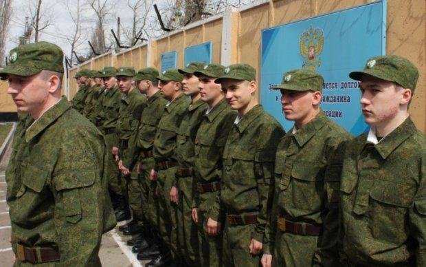 Крымских призывников отправят служить в Россию