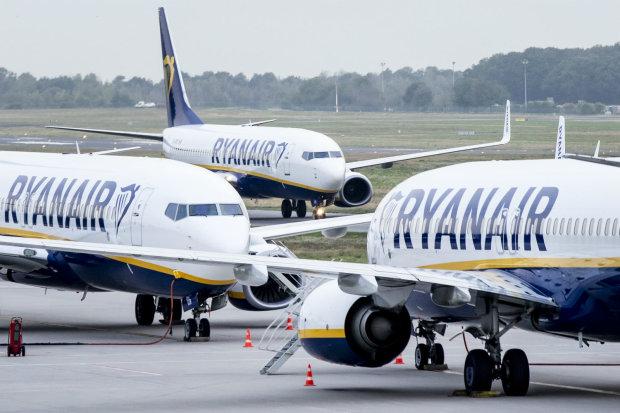 Ryanair подарував українцям нові рейси до прекрасних міст: дешево і сердито