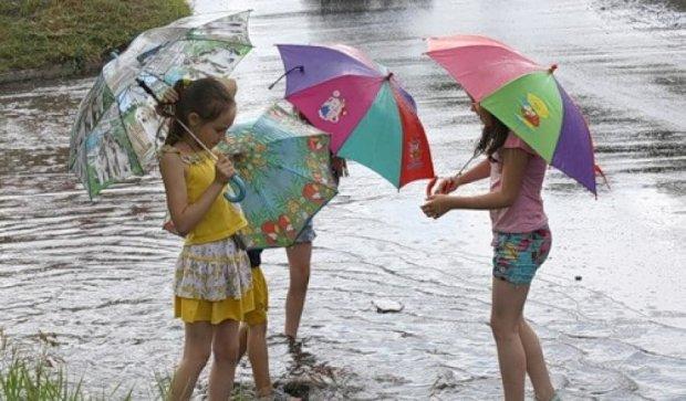 В ближайшие дни в Украине испортится погода