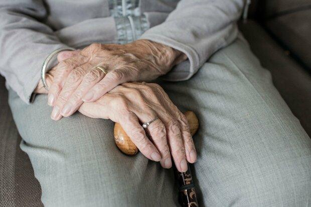 Старость, фото Pixabay