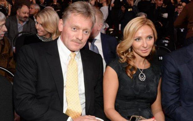 Вуса як у чоловіка: зовнішній вигляд дружини Пєскова змусить вас битися в істериці