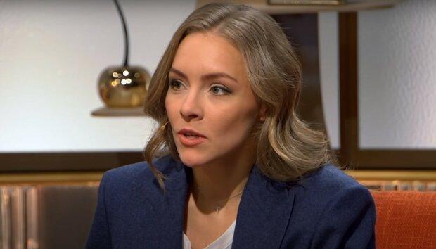 Олена Шоптенко, скріншот з відео