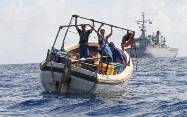 Украинский моряк выбрался из пиратского плена