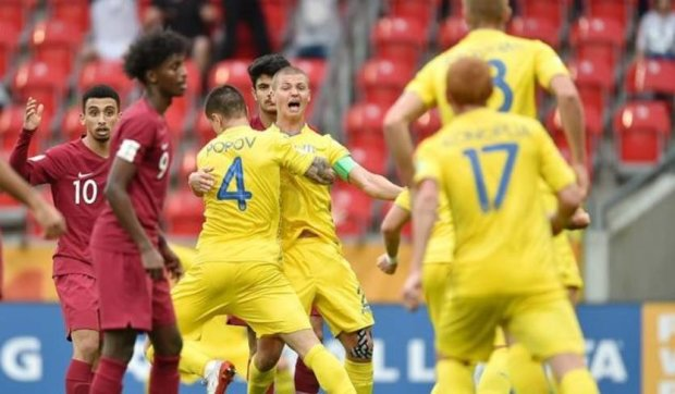 Головний тренер юнацької збірної України з футболу психанув після важливого матчу: все, до побачення