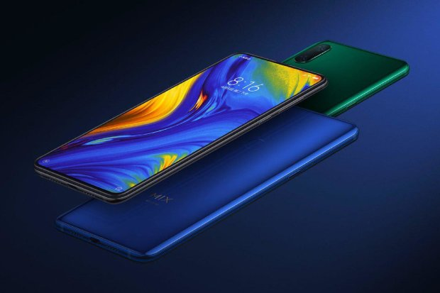 Раскупили за минуту: Xiaomi Mi Mix 3 исчез с прилавков