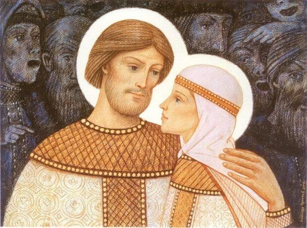 святі Петро і Февронія - покровителі сім'ї