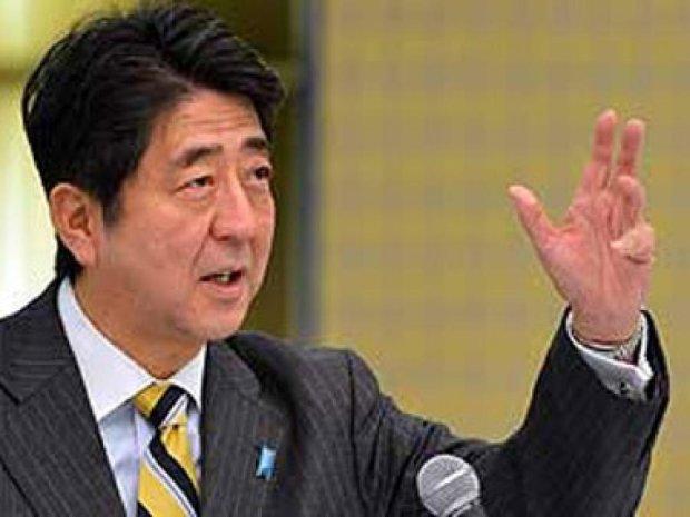 Японський прем'єр не приїде до Москви на 9 травня - ЗМІ