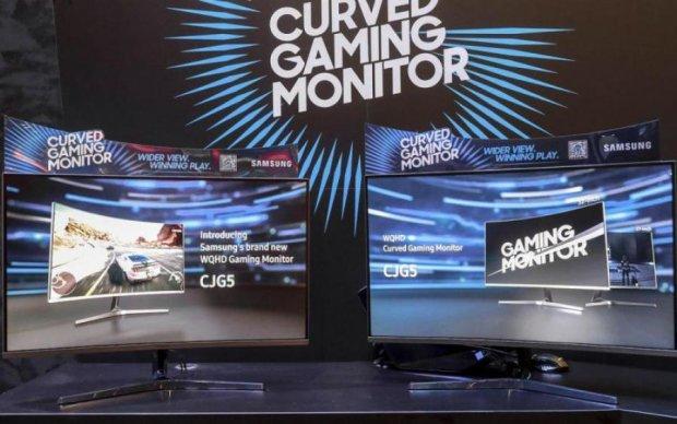 """Samsung представила новые """"доступные"""" игровые дисплеи"""