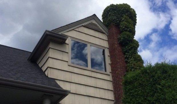 """Мужчина нашел на чердаке собственного дома """"привидение"""""""