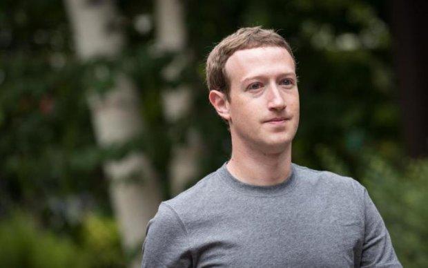 Звір Цукерберга сів йому на голову у прямому сенсі