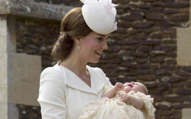 Кейт Міддлтон і принц Вільям похрестили тримісячного Луї: як це було