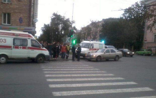 Чергова Зайцева розкидала пішоходів по асфальту: жорстке відео
