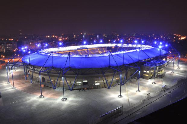 Офіційно: в Харкові може відбутися матч за Суперкубок УЄФА