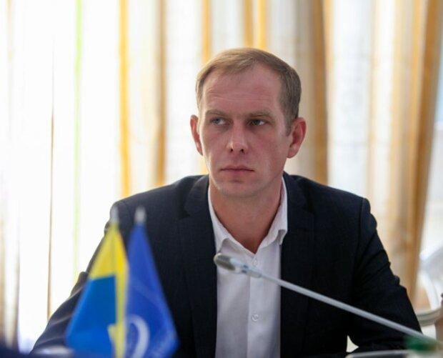 Андрей Малеваный, скрин из Фейсбук