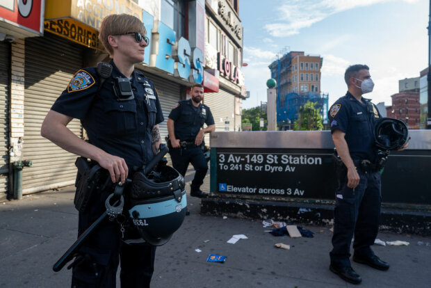 Протести в США, фото: Getty Images
