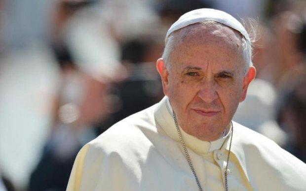 Папу Римского официально обвинили в ереси