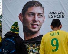 Еміліано Сала загинув в авіакатастрофі