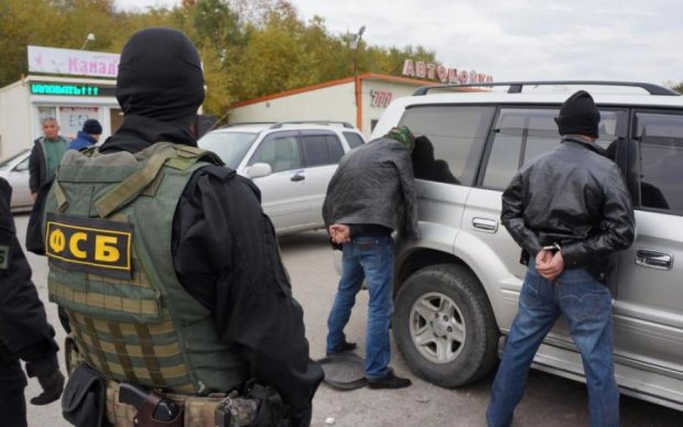 У Криму ФСБ затримала зрадника України
