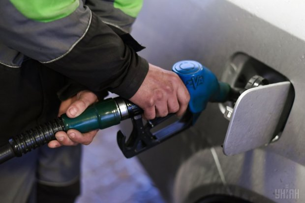 Цены на бензин и топлива на заправках Украины в четверг, 30 января