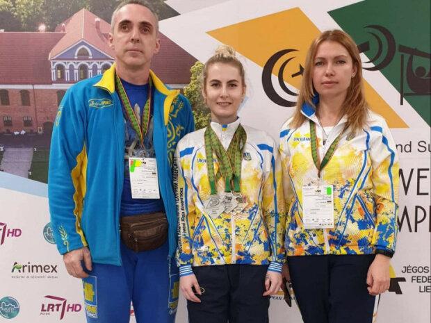Украинка стала вице-чемпионкой Европы по пауэрлифтингу