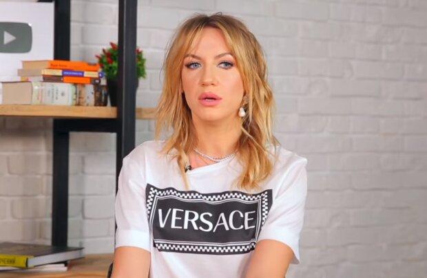 Леся Нікітюк, скрін з відео
