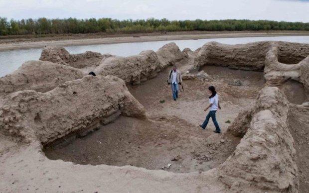 Археологи обнаружили очередную загадку: фото