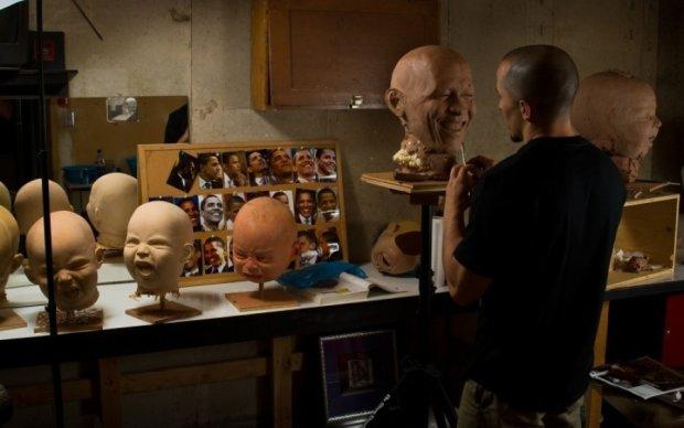 Реалистичные маски американского художника ужаснули сеть