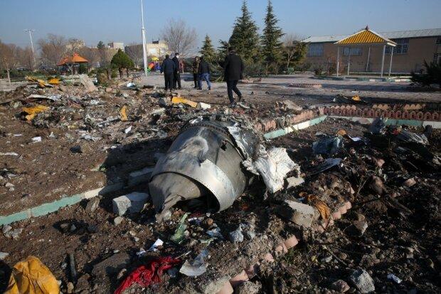 Авария самолета МАУ