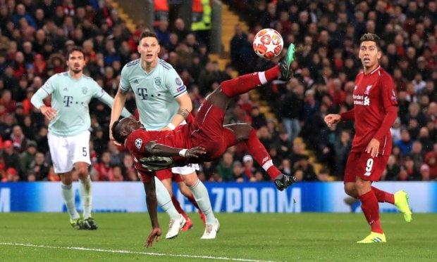 Ліверпуль і Баварія зіграли в третю нульову нічию поспіль