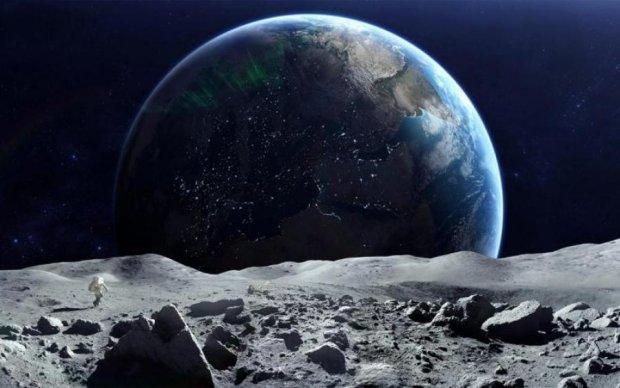 Дочекалися: людина знайшла на Місяці джерело життя