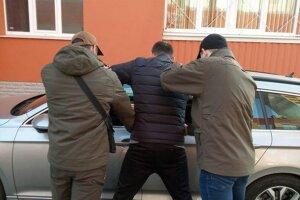 Задержание афериста на Харьковщине, СБУ