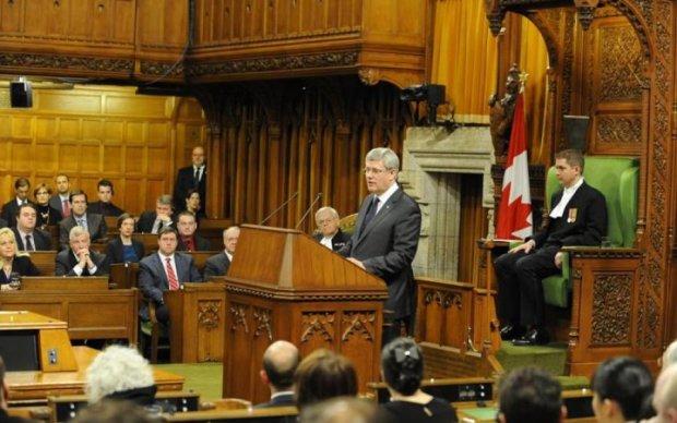 Канада приняла свой вариант закона Магнитского