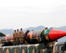 Пакистан испытал баллистическую ракету, фото из свободных источников