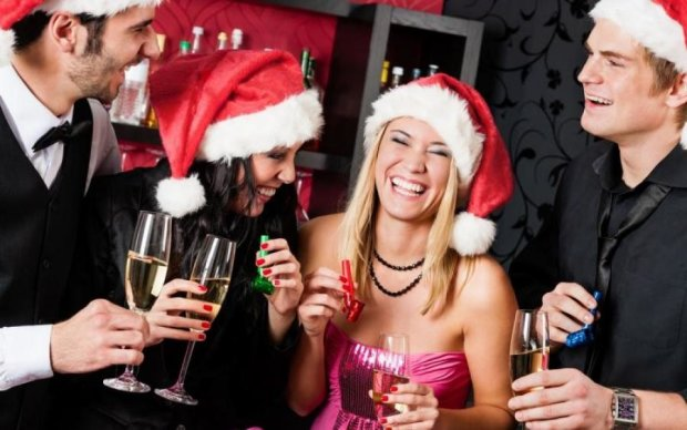 Спиртне на Новий рік: українці змінили свої смаки