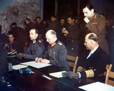підписання Акту воєнної капітуляції Німеччини.