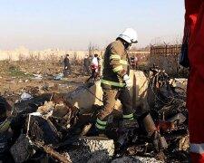 Аварія літака МАУ в Ірані, фото: 24tv.ua