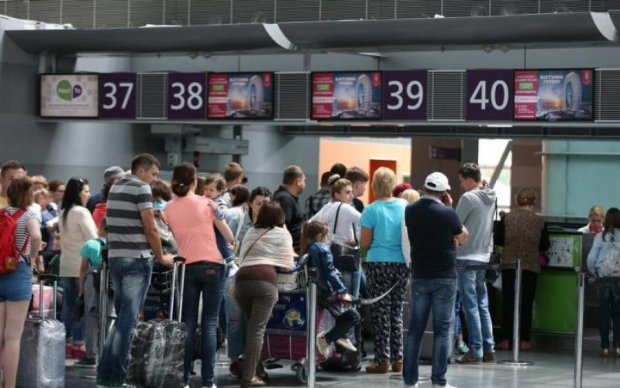 Права пассажиров абсолютно никчемные: аэропорт снова поиздевался над украинцами